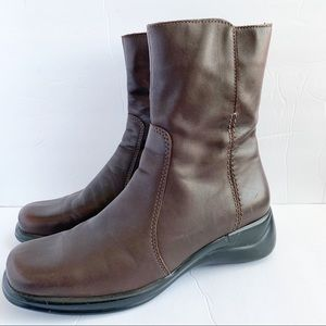 La Canadienne Leather Boot